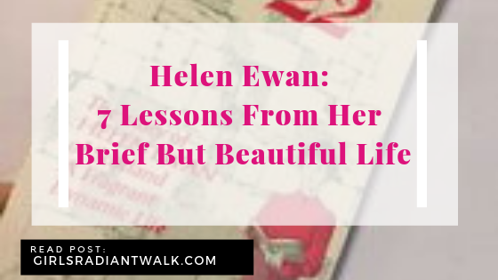 Helen Ewan Biography