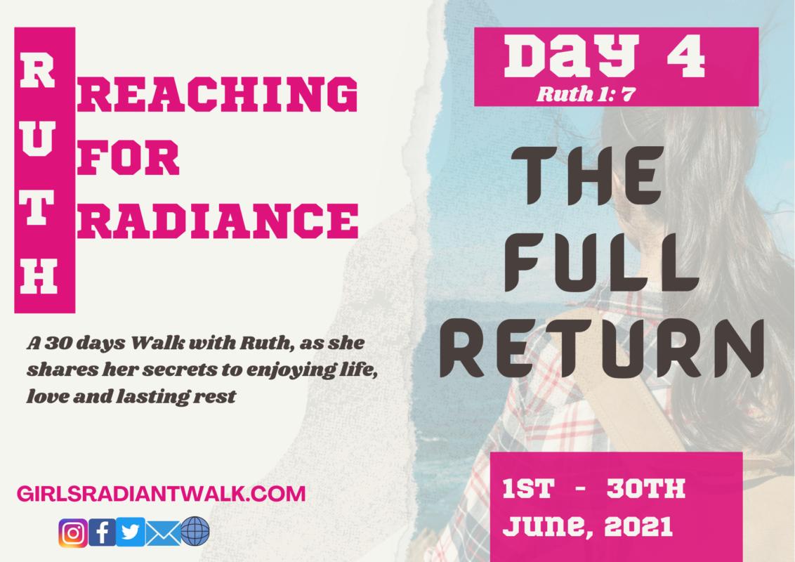 Ruth Bible Study 4