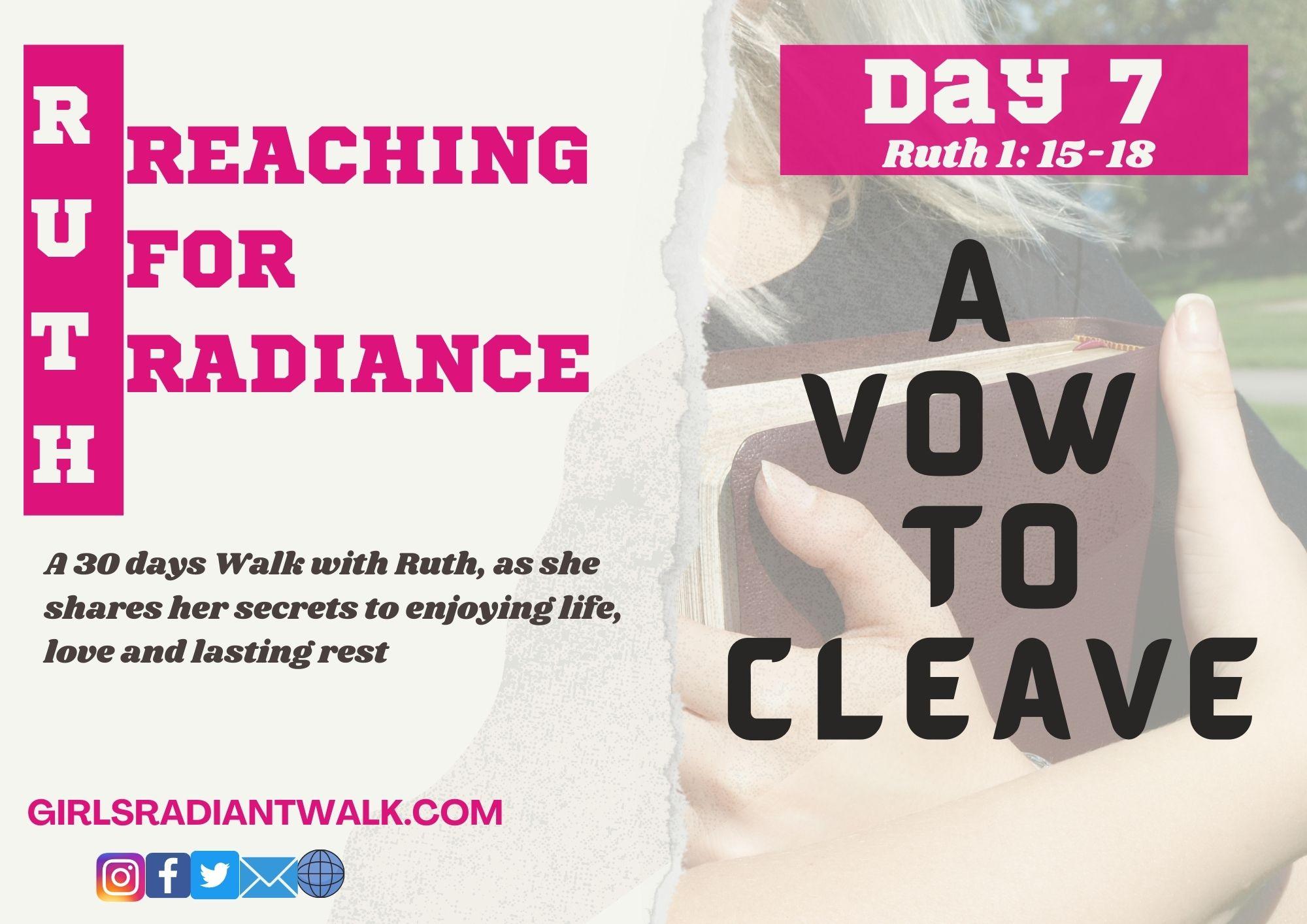 Ruth Bible Study 7